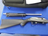 RUGER 10-22 TAKEDOWN STAINLESS
