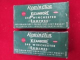 348 Winchester ammo - 1 of 8