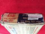 458 Winchester Magnum ammo - 3 of 7