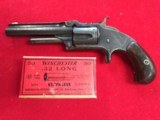 Smith & Wesson 1 1/2 32 Rimfire with Ammo