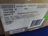 NEW Sauer 100 Pantera XT 6.5 Creedmoor - 10 of 10