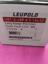 Leupold VX-3i LRP 4.5-14 X 50 #172339
