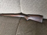 Winchester Model 70Pre 64 Stock and Aluminum butt plate, Excellent - 1 of 11