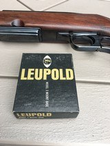 1955 model 88, First Year, Real Nice Collector, with Correct Leupold scope mounts,308 cal - 7 of 15