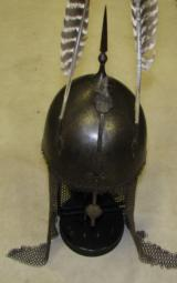 Indo Persian Helmet Kulah Khud Mid 17th Century