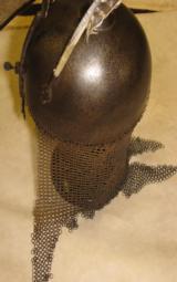 Indo Persian Helmet Kulah Khud Mid 17th Century