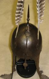 Indo Persian Helmet Kulah Khud Mid 17th Century- 3 of 6