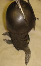 Indo Persian Helmet Kulah Khud Mid 17th Century- 6 of 6