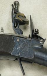 Kettland Large Bore Flintlock Bag Handle Pistol- 2 of 6