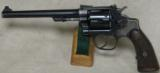 Smith & Wesson Model 22/32 Target Hand Ejector .22 Caliber Revolver S/N 342415