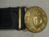 2004 Dated Russian Navy Parade Dress Dagger * Has Scabbard / Belt & Hangers - 5 of 9