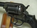 Colt Lightning .38 Colt Caliber DA Double Action Revolver S/N 143867 - 4 of 7