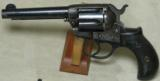 Colt Lightning .38 Colt Caliber DA Double Action Revolver S/N 143867
