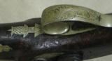 Henry Deringer Percussion Medium Sized Pocket Pistol Circa 1848-1850 - 9 of 12