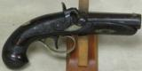 Henry Deringer Percussion Medium Sized Pocket Pistol Circa 1848-1850 - 12 of 12
