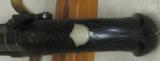 Henry Deringer Percussion Medium Sized Pocket Pistol Circa 1848-1850 - 5 of 12