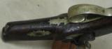 Henry Deringer Percussion Medium Sized Pocket Pistol Circa 1848-1850 - 7 of 12