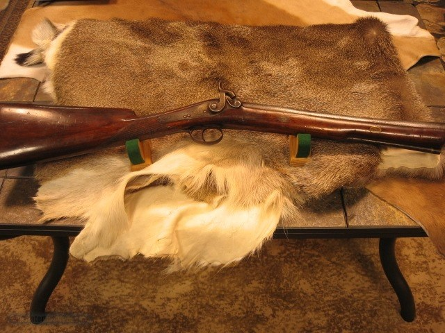 Blunderbuss Birmingham Proofed 60 GA Percussion Shotgun S/N None - 3 of 15