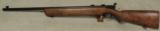 Mossberg U.S. Property Marked Model 44 US .22 LR Caliber Rifle S/N 150483