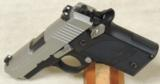 Sig Sauer P938 AG 9mm Caliber Pistol S/N 52A038647 - 3 of 4