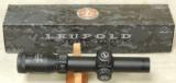 Leupold VX-R Patrol 1.25-4x20mm FireDot Reticle Illuminated Tactical Riflescope - 4 of 4