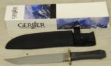 Gerber Bowie Knife * Coffin Handle Late 80's * NIB #05978 - 3 of 3