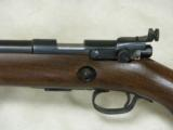 Winchester Model 69A Target Rifle .22 S, L & LR Caliber S/N None - 2 of 6