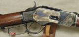 Uberti 1873 Lever Action .45 Colt Caliber Rifle S/N W53011 - 4 of 9