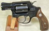 Smith & Wesson Model 36 Revolver .38 Special Caliber S/N 383445