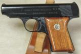 Erma Werke Model E.P. 25 Pistol .25 ACP Caliber S/N 13915