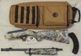 Ruger 10/22 Takedown Mossy Oak Camo 50th Anniversary .22 LR Caliber Rifle S/N 0001-87842