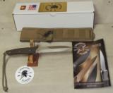 Spartan Blades Breed Fighter Dagger & Molle Sheath NIB - 1 of 6