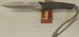Spartan Blades Breed Fighter Dagger & Molle Sheath NIB - 3 of 6