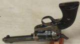 Colt 1st Gen 1873 Single Action Army .38 WCF Caliber Revolver S/N 297569 - 6 of 6