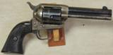 Colt 1st Gen 1873 Single Action Army .38 WCF Caliber Revolver S/N 297569 - 2 of 6