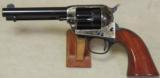 Uberti 1873 Stallion Steel .22 LR / Magnum Revolver NIB S/N U12699