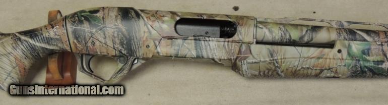 Benelli SuperNova APG Camo 12 GA Shotgun ComforTech NIB S ...