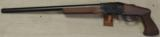 """American Arms Model P-12 Folding """"Protector"""" 12 GA Shotgun S/N 218259"""