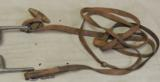 WWI Japanese Military Horse Bridle - 5 of 6