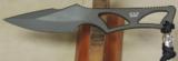 Spartan Blades Enyo Inside Waist Band / Neck Knife EDC * NIB Black - 1 of 4