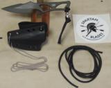 Spartan Blades Enyo Inside Waist Band / Neck Knife EDC * NIB Black - 4 of 4
