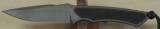Spartan Blades Phrike Knife With G10 Scales & Molle Sheath * NIB Black - 1 of 5
