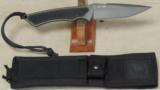 Spartan Blades Phrike Knife With G10 Scales & Molle Sheath * NIB Black - 5 of 5
