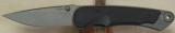 Spartan Blades Akribis Folding Knife NIB * G10 Black on Black - 1 of 6