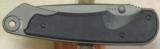Spartan Blades Akribis Folding Knife NIB * G10 Black on Black - 3 of 6