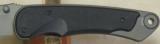 Spartan Blades Akribis Folding Knife NIB * G10 Black on Black - 5 of 6