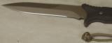 Spartan Blades Breed Fighter Dagger & Molle Sheath NIB * Flat Dark Earth - 7 of 9