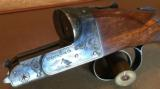 Ithaca Model NID 12 Bore Grade III Shotgun S/N 450076 - 1 of 15