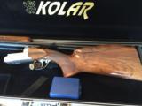 Kolar AAA Model 12 Bore Combo Trap S Shotgun S/N 2260 Left Hand - 5 of 15