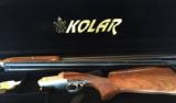Kolar AAA Model 12 Bore Combo Trap S Shotgun S/N 2260 Left Hand